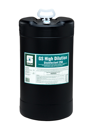 GS High Dilution Disinfectant® 256 (350815)