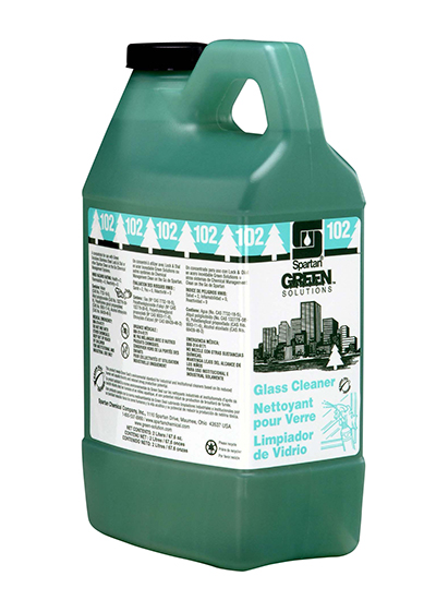 Green Solutions® Glass Cleaner 102 (351202)