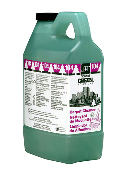 Green Solutions® Carpet Cleaner 104 (351402)