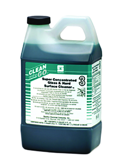 Super Concentrated Glass & Hard Surface Cleaner 3 (473002)