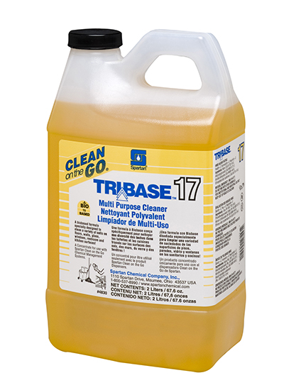 TriBase® Multi Purpose Cleaner 17 | Spartan Chemical