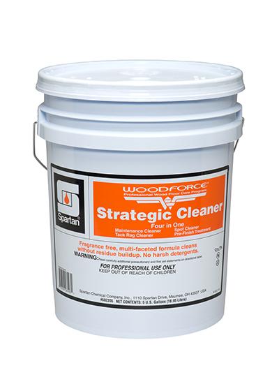 Strategic Cleaner (582205)