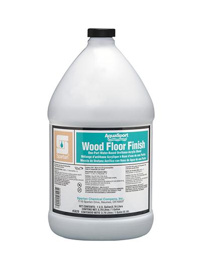 AquaSport® Wood Floor Finish (582904)