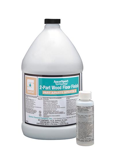 AquaSport®  2-Part Wood Floor Finish (583104)