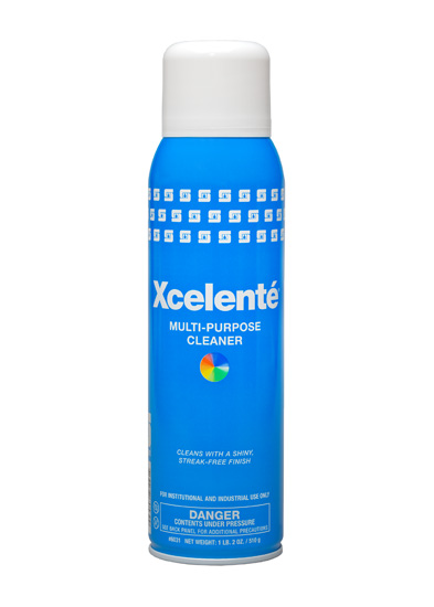 XCELENTE MULTI PURPOSE CLEANER AEROSOL 12/20oz