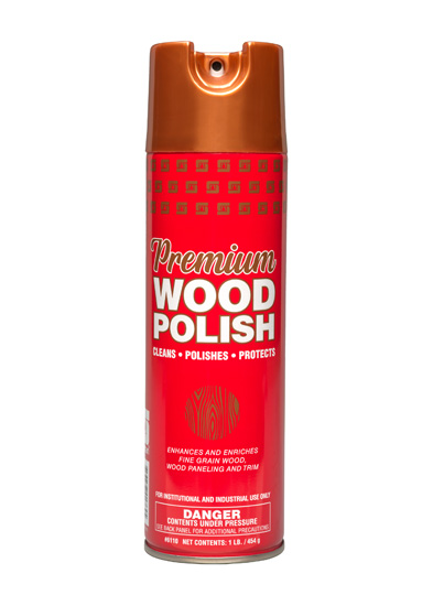 Premium Wood Polish (611000)