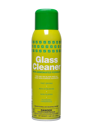 Glass Cleaner (621700)