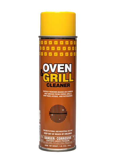 Oven & Grill Cleaner (628000)