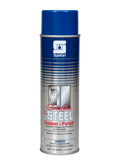 Stainless Steel Cleaner - Polish (631000)