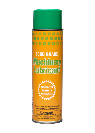 Food Grade Machinery Lubricant Spartan Chemical