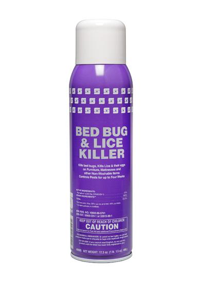 Bed Bug & Lice Killer (690500)