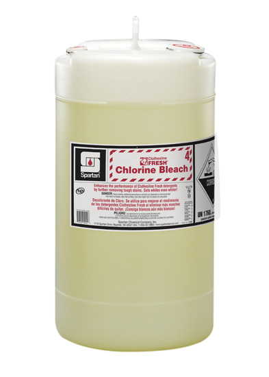 Clothesline Fresh® Chlorine Bleach  4 (700415)