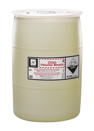 Clothesline Fresh® Chlorine Bleach  4 (700455)