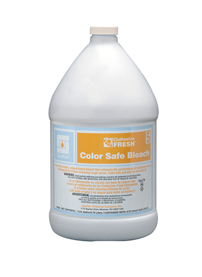 Clothesline Fresh® Color Safe Bleach  5 (700504)