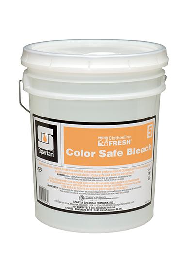 Clothesline Fresh® Color Safe Bleach  5 (700505)