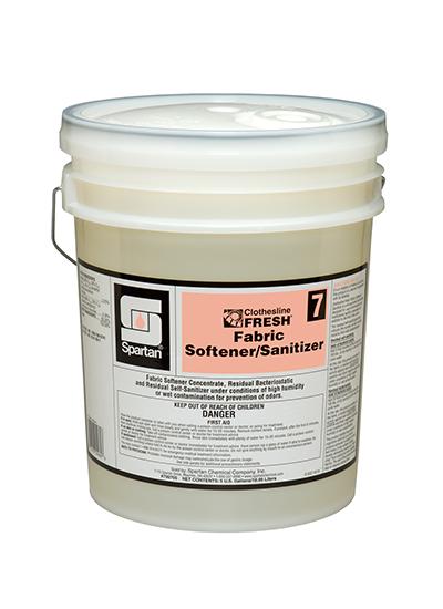 Clothesline Fresh® Fabric Softener/Sanitizer 7 (700705)