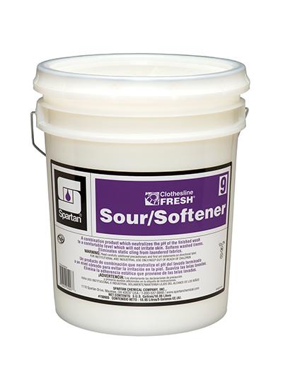 Clothesline Fresh® Sour/Softener  9 (700905)