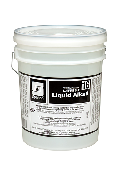 Clothesline Fresh® Liquid Alkali  16 (701605)