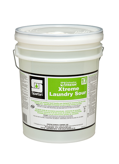 Clothesline Fresh® Xtreme Laundry Sour  17 (701705)