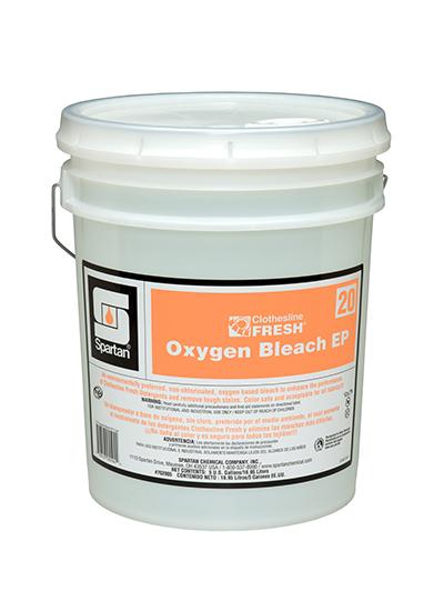Clothesline Fresh® Oxygen Bleach EP  20 (702005)