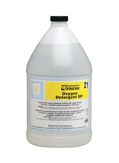 Clothesline Fresh® Oxygen Detergent EP  21 (702104)