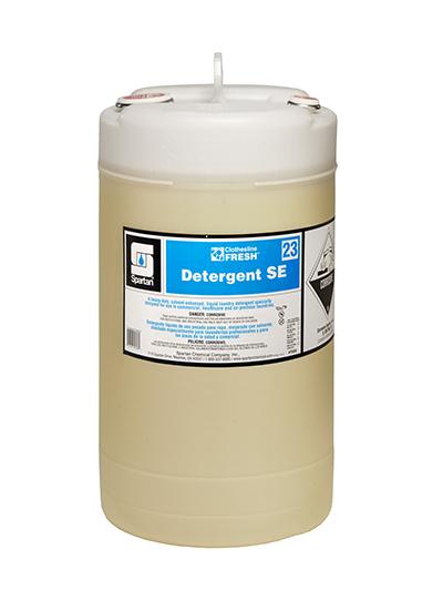 Clothesline Fresh 174 Detergent Se 23 Spartan Chemical