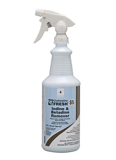 Clothesline Fresh® Iodine & Betadine Remover  S5 (705503)