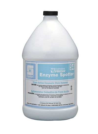 Clothesline Fresh® Enzyme Spotter  S4 (706404)