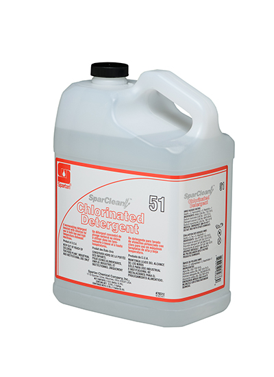 SparClean® Chlorinated Detergent w/Insert (765104I)