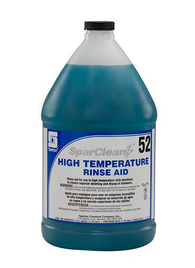 SparClean® High Temperature Rinse Aid  52 (765204)