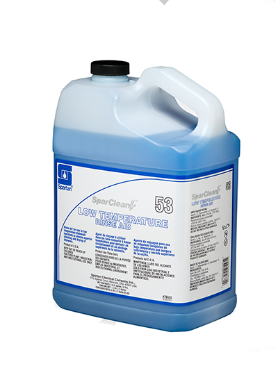 SparClean® Low Temperature Rinse Aid w/Insert (765304I)