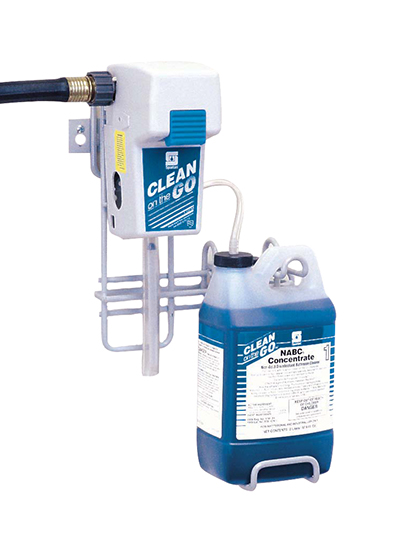 Clean On The Go 174 Low Flow Dispenser Spartan Chemical