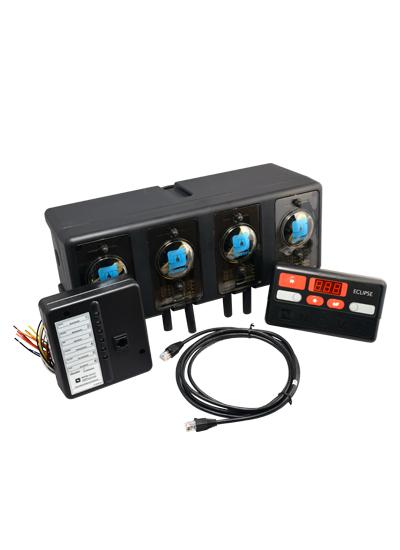 Front Load Eclipse Laundry Dispenser (4-Pump) (960300)