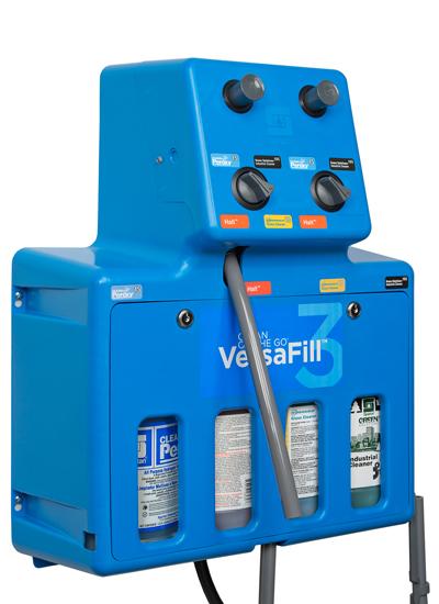 Versafill 3 E Gap Spartan Chemical
