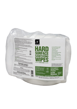 Hard Surface Sanitizing Wipes (1090)
