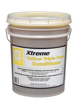 Xtreme® Yellow Triple Foam Conditioner (2670)