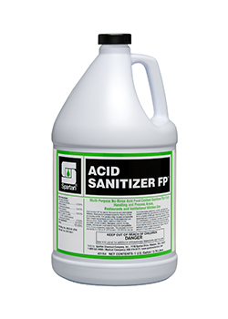 Acid Sanitizer FP™ (3154)