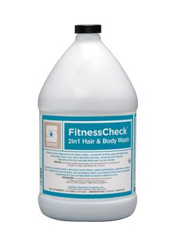 FitnessCheck™ 2in1 Hair & Body Wash (3361)
