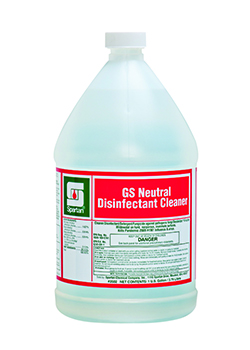 GS Neutral Disinfectant Cleaner (3502)