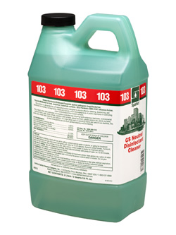 GS Neutral Disinfectant Cleaner® 103 (3513)