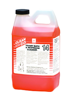 Foamy Bath & Restroom Cleaner   14 (4815)