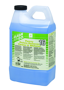 Peroxy Protein Remover, Cleaner & Whitener   16 (4822)