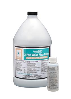 AquaSport® 2-Part Wood Floor Finish (5831)
