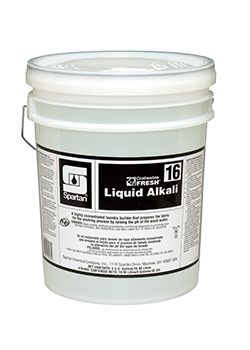 Clothesline Fresh® Liquid Alkali  16 (7016)