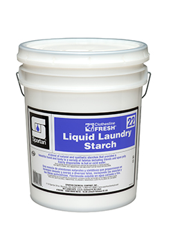Clothesline Fresh® Liquid Laundry Starch 22 (7022)