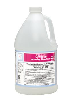 Clothesline Fresh® Laundry Sanitizer 26 (7026)