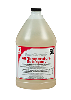SparClean® All Temperature Detergent 50