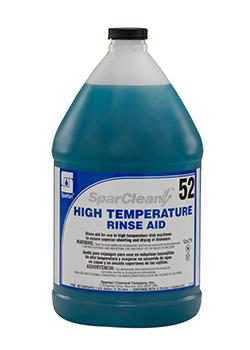 SparClean® High Temperature Rinse Aid  52 (7652)