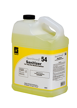 SparClean® Sanitizer w/Insert (7654I)
