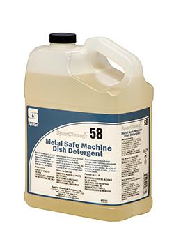 SparClean® Metal Safe Machine Dish Detergent w/Insert (7658I)